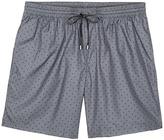 Dolce & Gabbana Polka dot print swim shorts