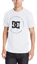 DC Men's Rebuilt 2 Short Sleeve Screen Tee