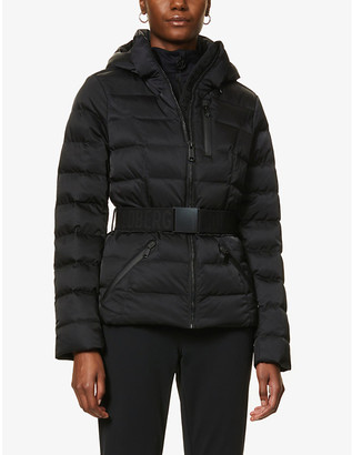 Goldbergh Soldis padded shell-down jacket
