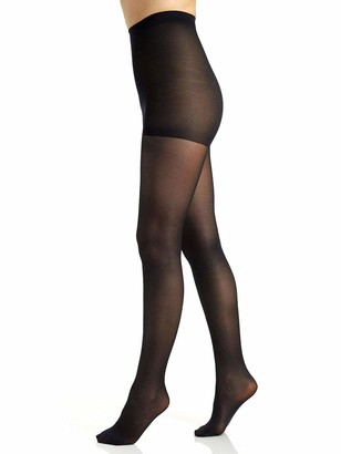 Berkshire Women's Shimmers Opaque Control Top Tights 4643