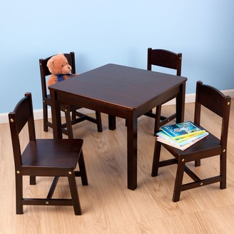 Kid Kraft Farmhouse Table & Chairs Set