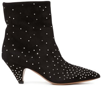 Valentino Gavarani studded ankle boots