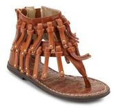 Sam Edelman Little Kid's Griffin Fringe Sandals