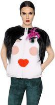 Doll Shearling & Kidassia Fur Vest