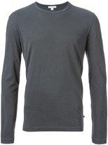 James Perse basic T-shirt - men - Cotton - 3