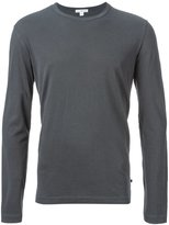 James Perse basic T-shirt - men - Cotton - 4