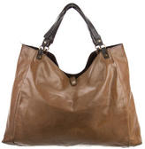 Marni Smooth Leather Tote