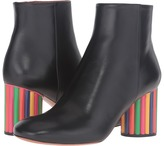 Missoni Color Block Ankle Boot Women's Maryjane Shoes