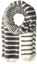 Rag & Bone Ava Striped Scarf Scarves
