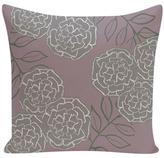 Floral Floor Pillow