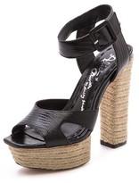 Alice + Olivia Tori Ankle Strap Sandals