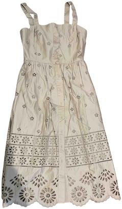 Sea New York Beige Cotton Dresses