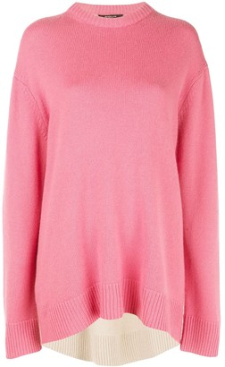 Derek Lam Two-Tone Jumper