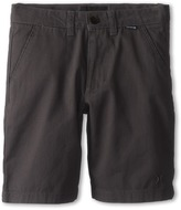 Hurley One & Only Twill Short (Little Kids)