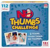 Mattel No Thumbs Challenge Game