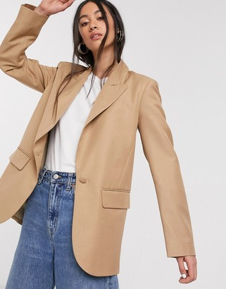 ASOS DESIGN perfect blazer