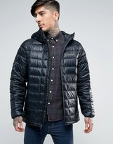 Columbia Trask Turbodown Jacket Quilt Hooded
