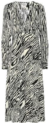 Baum und Pferdgarten Aericka printed midi dress
