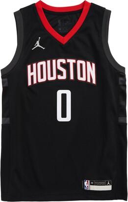 Jordan Dri-FIT Kids' NBA Houston Rockets Russell Westbrook Icon Edition Jumpman Jersey