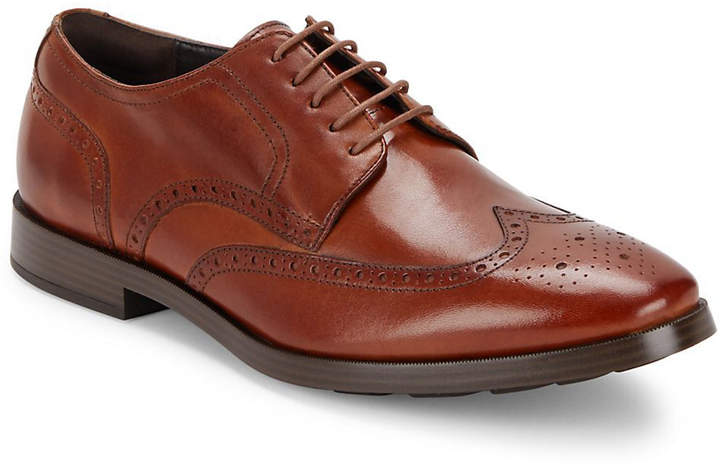 Cole Haan Jefferson Grand Leather Wingtip Oxford