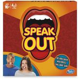 Hasbro Speak Out Board Game