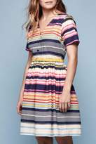 Yumi Nordic Stripe Dress