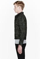 Rag and Bone RAG & BONE Dark Green Digital Camo Print Jacket