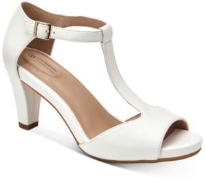 Giani Bernini Claraa Memory Foam Dress Sandals, Created for Macy's Women's Shoes