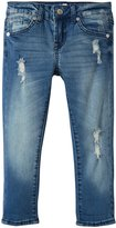 7 For All Mankind Josefina (Toddler/Kid) - Red Cast/Heritage Blue-4T