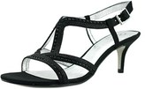 Adrianna Papell Agatha Women Open Toe Leather Sandals.