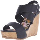 Madden-Girl Women's Romaaa Wedge Sandal