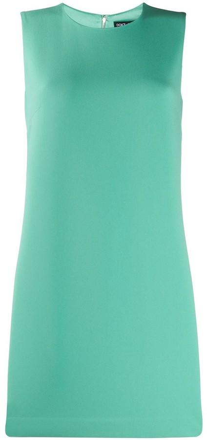 Dolce & Gabbana Sleeveless Shift Dress