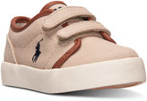 Polo Ralph Lauren Toddler Boys' Ethan Low EZ Casual Velcro® Sneakers from Finish Line