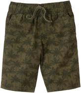 Gymboree Olive Palm Tree Easy Shorts - Infant Toddler & Boys