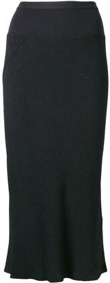 Rick Owens Central Cascade Skirt