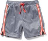 Old Navy Mesh Performance Active Shorts for Girls