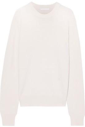 Helmut Lang Ring-embellished Cashmere Sweater
