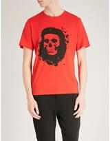 The Kooples Silk-screened t-shirt