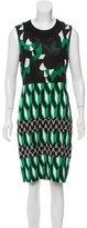 Diane von Furstenberg Sleeveless Silk Dress