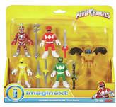 Imaginext Power Rangers Battle Pack