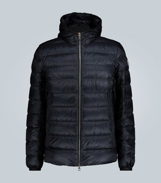 Moncler Emas hooded down-filled jacket