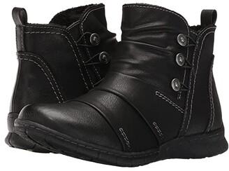 Spring Step Anatol (Black) Women's Dress Boots