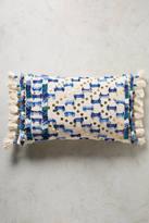 Anthropologie Textured Safira Pillow