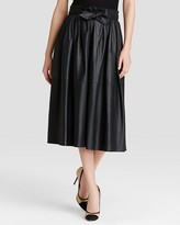 Armani Collezioni Skirt - Leather