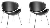 ZUO Match Chairs (Set of 2)