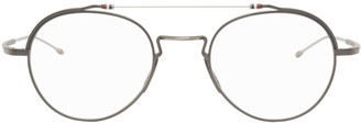 Thom Browne Black Round TBX912 Glasses