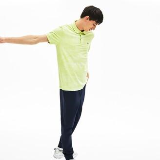 Lacoste Men's Motion Premium Pique Polo Shirt