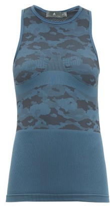 adidas by Stella McCartney Performance Base Tank Top - Womens - Blue