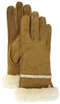 UGG Seamed Tech Glove - Chestnut, Large