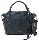 Liebeskind Berlin Amanda Large Quilted Leather Satchel